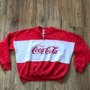 Vintage Coca-Cola Sweater